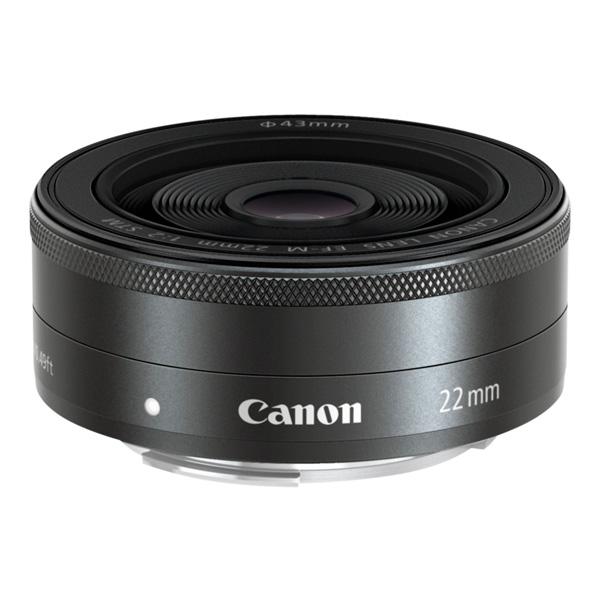 Объектив Canon — EFM 22mm f/2 STM