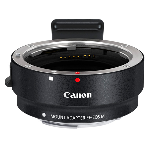 Объектив Canon Mount Adapter EF-EOS M купить футляр для canon eos 1100d