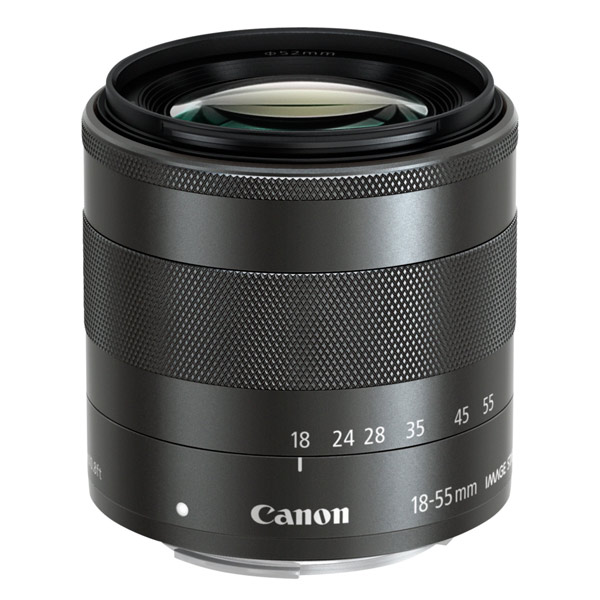 Объектив Canon EFM 18-55mm f/3.5-5.6 IS STM объектив для фотоаппарата