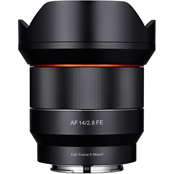 Объектив Samyang AF 14mm f/2.8 FE AS UMC Sony E объектив samyang sony e nex 85 mm f 1 4 as if umc