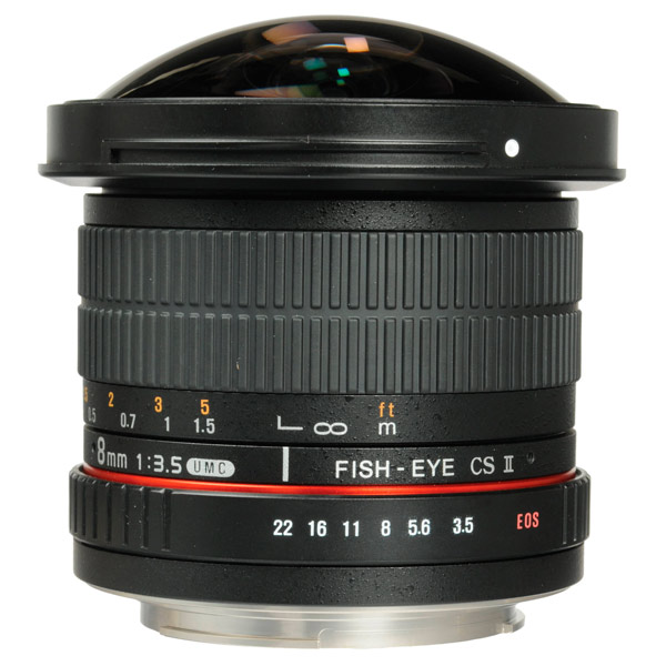 Объектив для цифрового фотоаппарата Samyang 8mm f/3.5 AS IF UMC Fish-eye CS II Sony A samyang mf8mm f 2 8 as if umc feye
