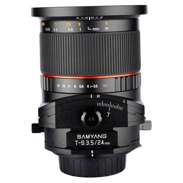 Samyang, Объектив, T-S 24mm f/3.5 AS ED UMC Sony A