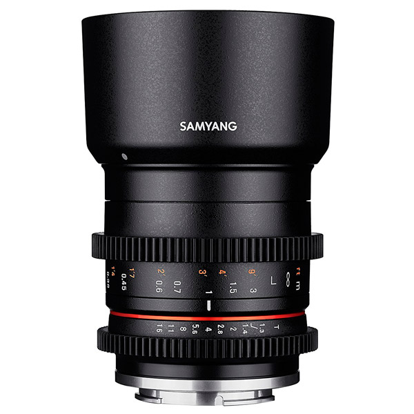 Объектив для цифрового фотоаппарата Samyang 35mm T1.3 AS UMC CS Cine Fujifilm X объектив samyang canon m 50 mm t1 3 as umc cs