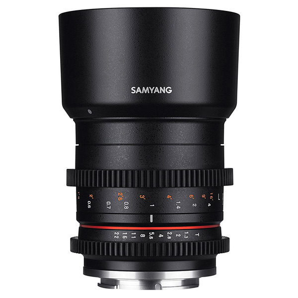 Объектив Samyang 50mm T1.3 AS UMC CINE Sony E (NEX) объектив samyang sony e nex mf 12 mm t3 1 vdslr