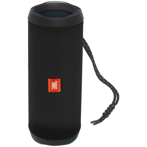 Беспроводная акустика JBL Flip 4 Black (JBLFLIP4BLK )