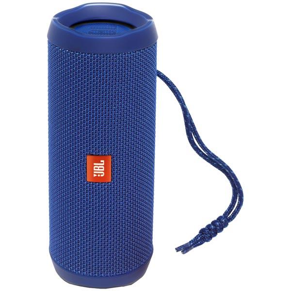 Беспроводная акустика JBL Flip 4 Blue (JBLFLIP4BLU) беспроводная акустика interstep sbs 150 funnybunny blue is ls sbs150blu 000b201