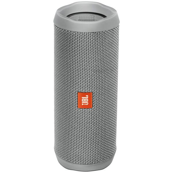 Беспроводная акустика JBL Flip 4 Gray (JBLFLIP4GRY)