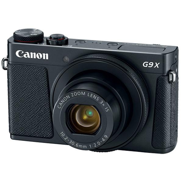 Фотоаппарат компактный премиум G9X II Black