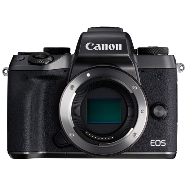 Фотоаппарат системный Canon EOS M5
