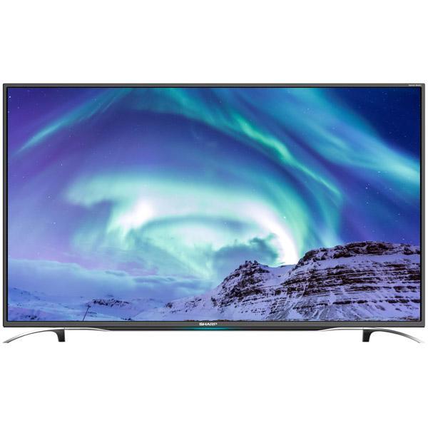 Телевизор Sharp LC-43CFG6352E 4k uhd телевизор sharp lc 43cuf8462es