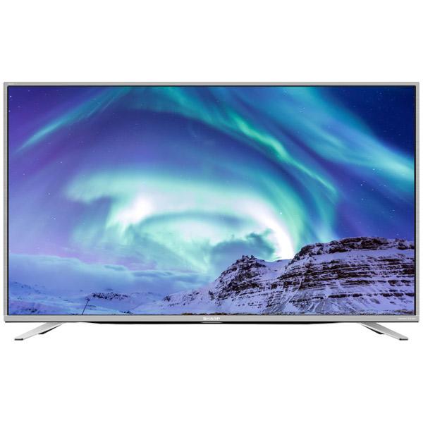 Телевизор Sharp LC-55CUF8472ES 4k uhd телевизор sharp lc 43cuf8462es