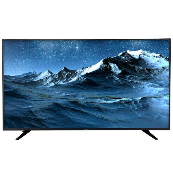 Телевизор Sharp LC-65CUG8052E телевизор sharp lc 65cug8052e
