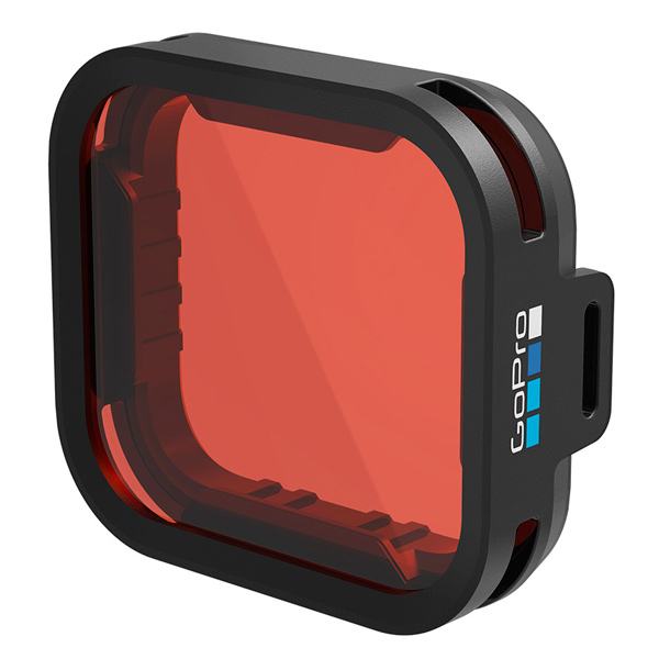 Аксессуар для экшн камер GoPro Красный фильтр для HERO5 GoPro (AACDR-001) катушка для рыбалки salmo sniper baitfeeder 1 6000br