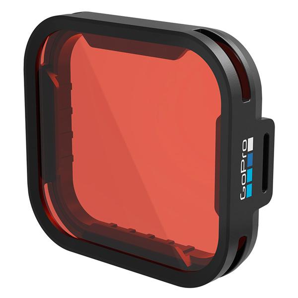 Аксессуар для экшн камер GoPro Красный фильтр для бокса Super Suit (AAHDR-001)
