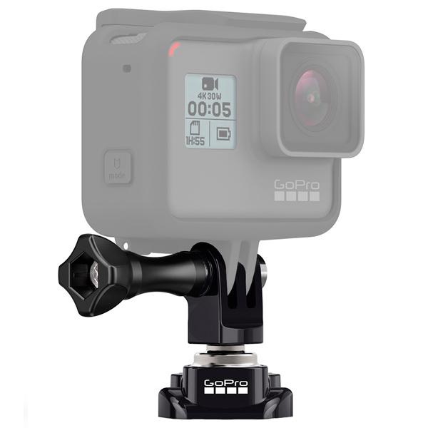 Аксессуар для экшн камер GoPro Шарнирное крепление (ABJQR-001) крепление на шлем для экшн камер gopro ahfsm 001 крепление на шлем д gopro