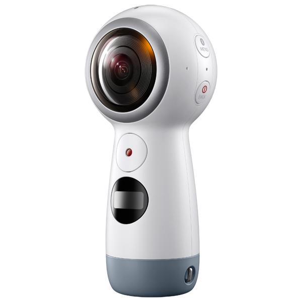 Видеокамера экшн Samsung Gear 360 (2017)