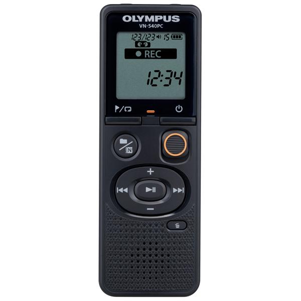 Диктофон цифровой Olympus VN-540PC (4GB) микрофон olympus me 15 с креплением на галстук