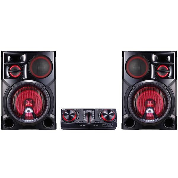 LG, Музыкальная система midi, CJ98