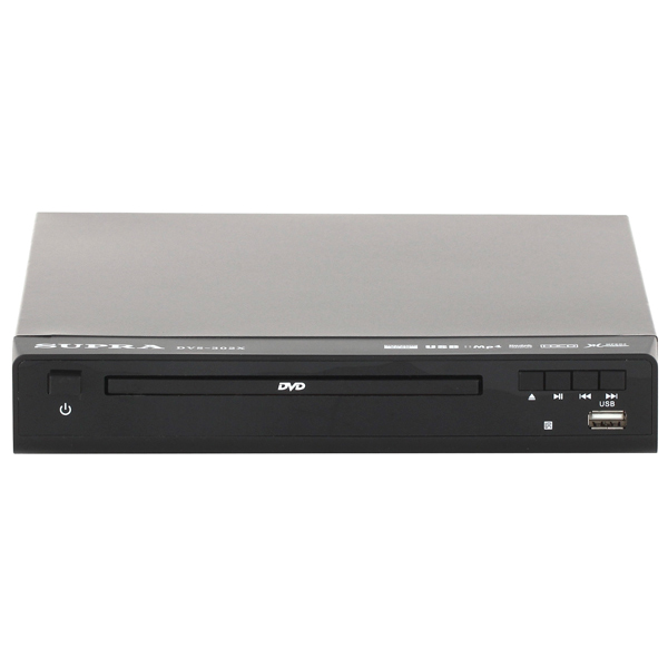 DVD-плеер Supra DVS-302X мини беспроводной 24 ключевых кнопку пульта ду над всем rgb индикатор полос новая