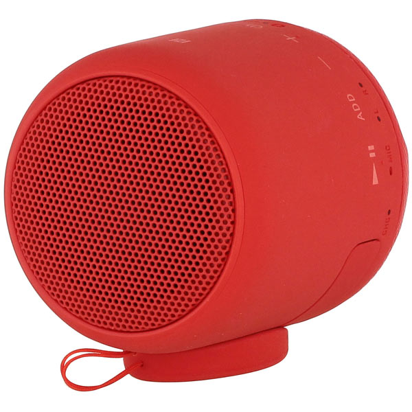 Беспроводная акустика Sony SRS-XB10/RC беспроводная портативная акустика sony srs xb30 красная bluetooth extra bass работа до 24 часов