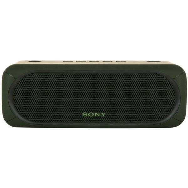 Беспроводная акустика Sony SRS-XB30/GC портативная акустика sony srs xb30 зеленый srsxb30g ru4
