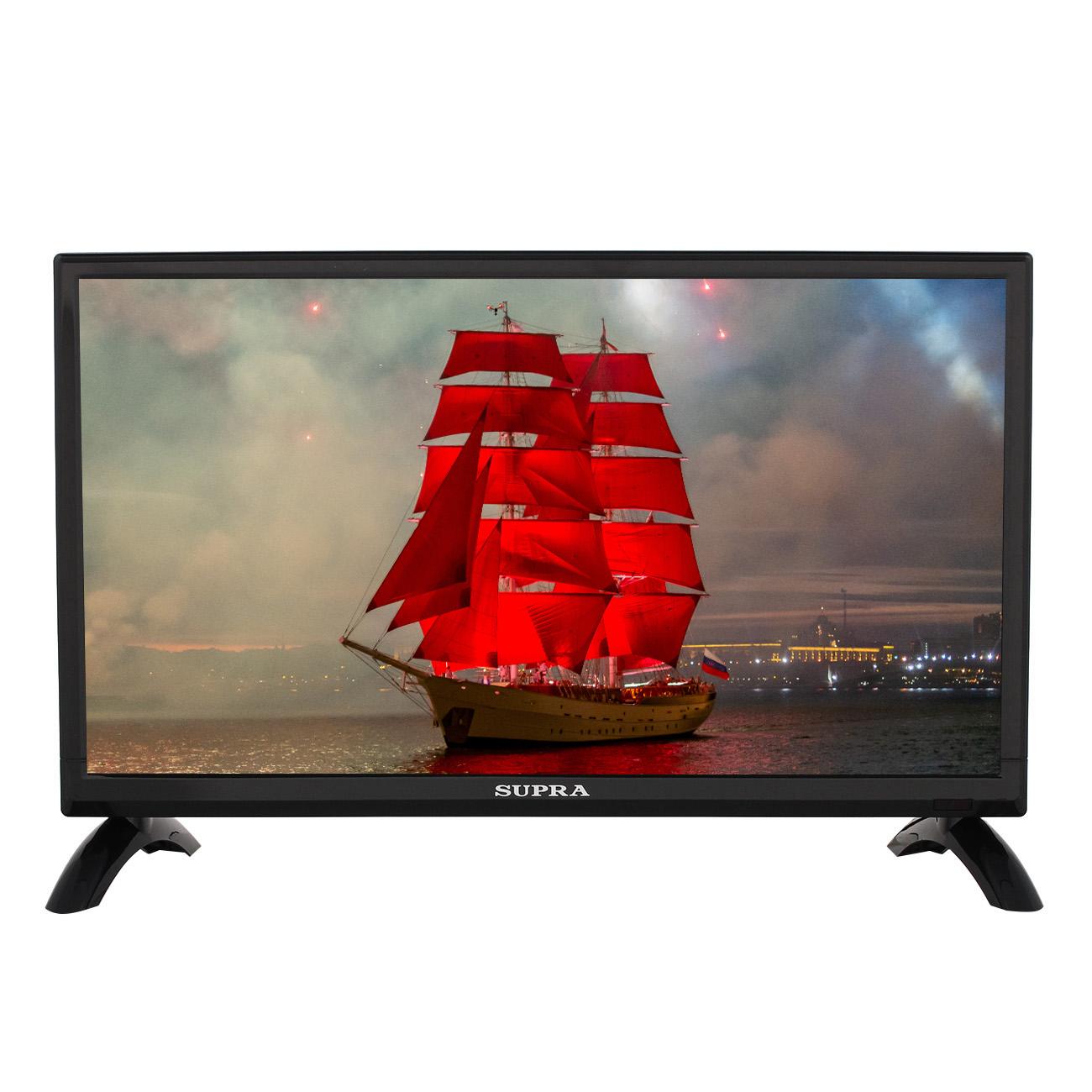 Телевизор Supra STV-LC20LA0010W телевизор supra stv lc24t660wl