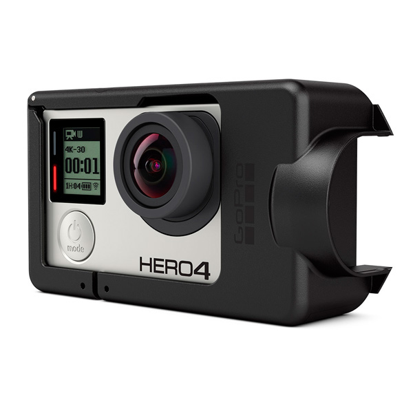 Аксессуар для экшн камер GoPro крепление-рамка Karma для HERO4 (AGFHA-001) лёгкий бокс для камер gopro hero 3 3 4 40м