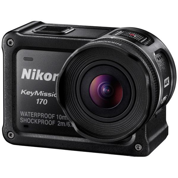 Видеокамера экшн Nikon KeyMission 170