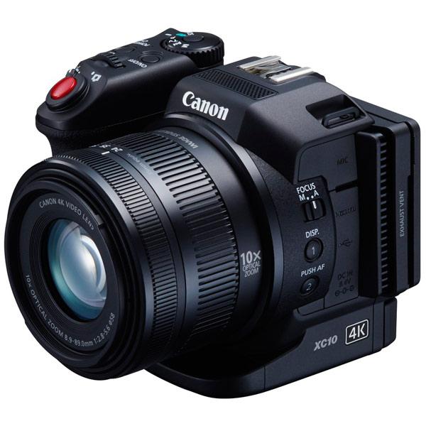 Видеокамера цифровая 4K Canon XC10