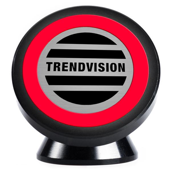 Универсальный автомобильный держатель Trendvision MagBall Red универсальный магнитный держатель trendvision vent mh1