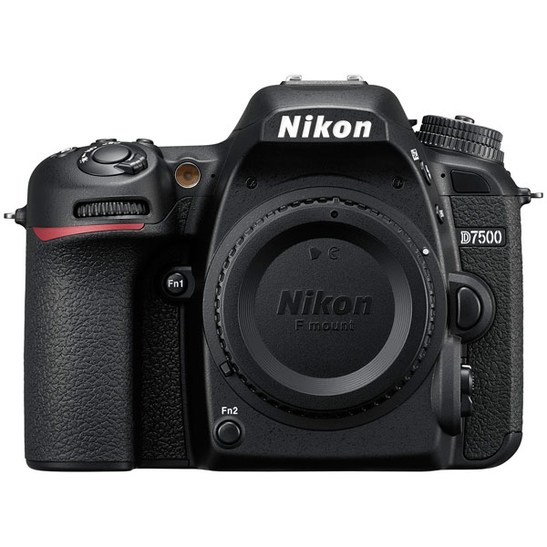 Фотоаппарат зеркальный Nikon — D7500 Body