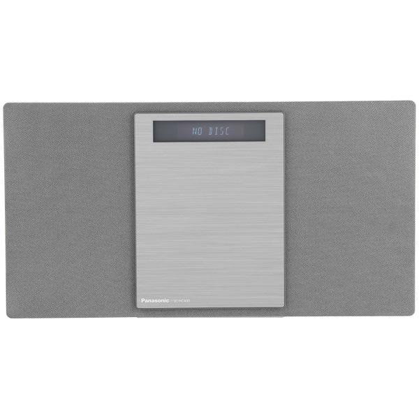 Музыкальный центр Micro Panasonic SC-HC400EE-S apple портативная колонка panasonic sc hc49gk s hifi cd