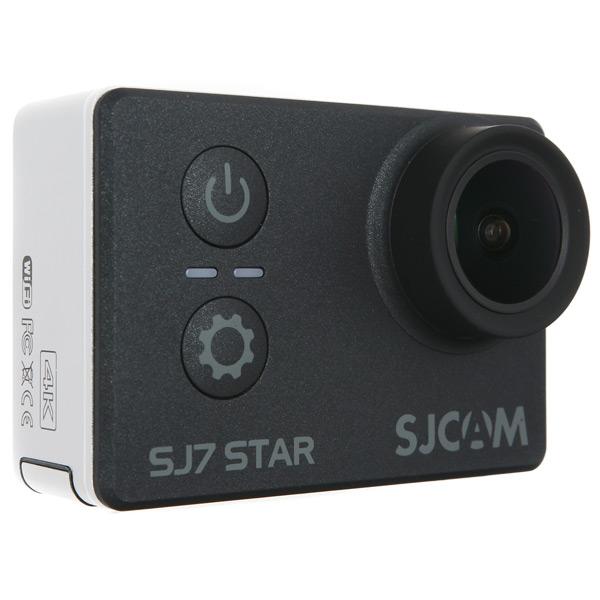 Видеокамера экшн SJCAM SJ7STAR Black экшн камера sjcam sj7 star черный sj7star black