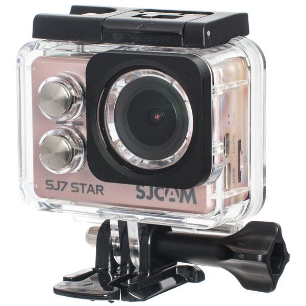 Видеокамера экшн SJCAM SJ7STAR Rosegold