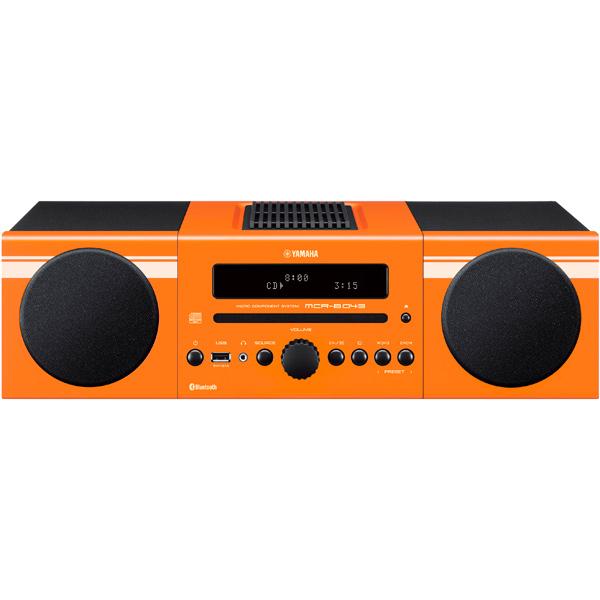 Музыкальный центр Micro Yamaha MCR-B043 Orange yamaha mcr b020 orange