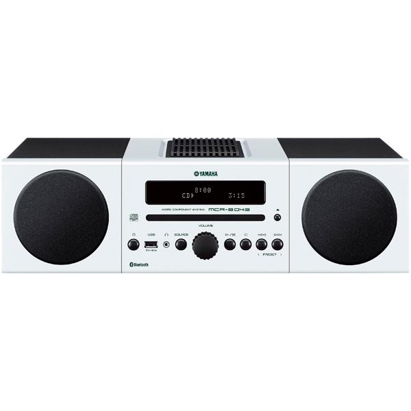 Музыкальный центр Micro Yamaha MCR-B043 White yamaha mcr b020 orange