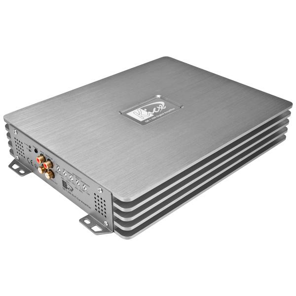 Автомобильный усилитель (1 канал) Kicx QS 1.350 kicx qs 4 160