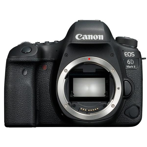 Фотоаппарат зеркальный премиум Canon EOS 6D Mark II canon eos 7d mark ii