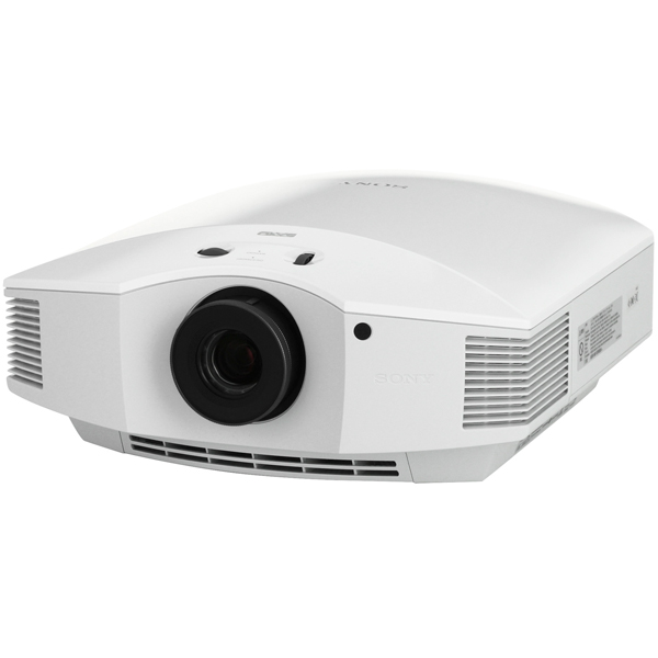 Видеопроектор для домашнего кинотеатра Sony VPL-HW45 White lmp e210 replacement projector lamp with housing for sony vpl ex130