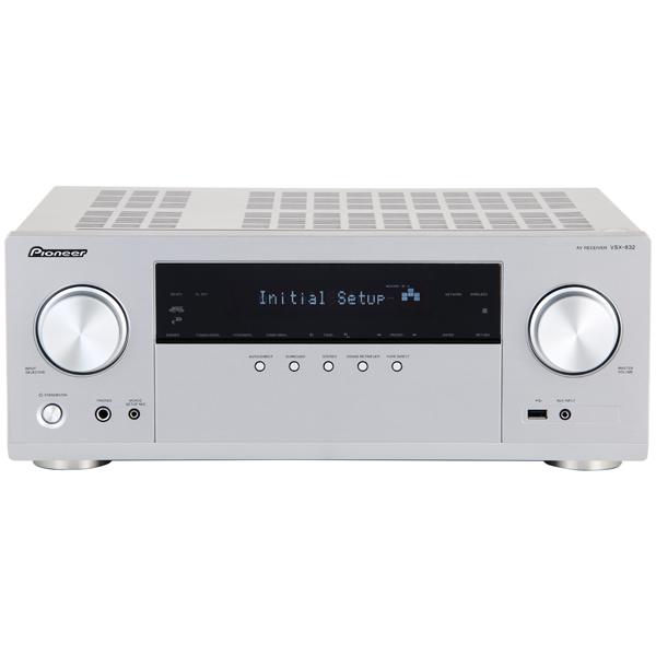 Ресивер Pioneer VSX-832 Silver