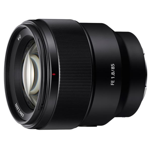 Объектив Sony FE 85mm F1.8 (SEL85F18) sony sony fe 24 70 f2 8 gm полный кадр стандартный зум объектив sel2470gm