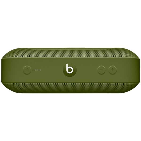 Беспроводная акустика Beats Pill+ Neighborhood Turf Green колонка beats pill neighborhood collection turf green mq352ze a