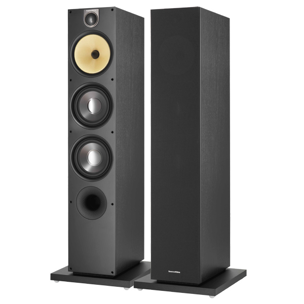 Напольные колонки Bowers & Wilkins 683 S2 Black Ash колонки bowers