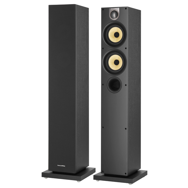 Напольные колонки Bowers & Wilkins 684 S2 Black Ash