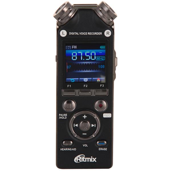 Диктофон цифровой Ritmix RR-989 8Gb