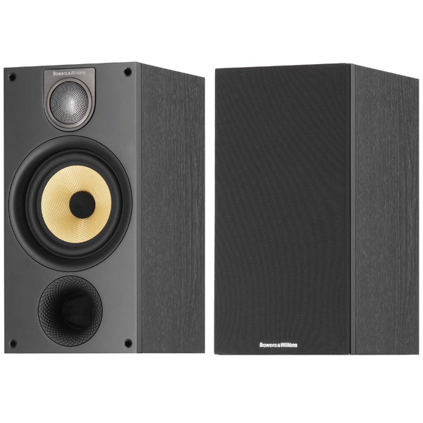 Полочные колонки Bowers & Wilkins 686 S2 Black Ash колонки bowers