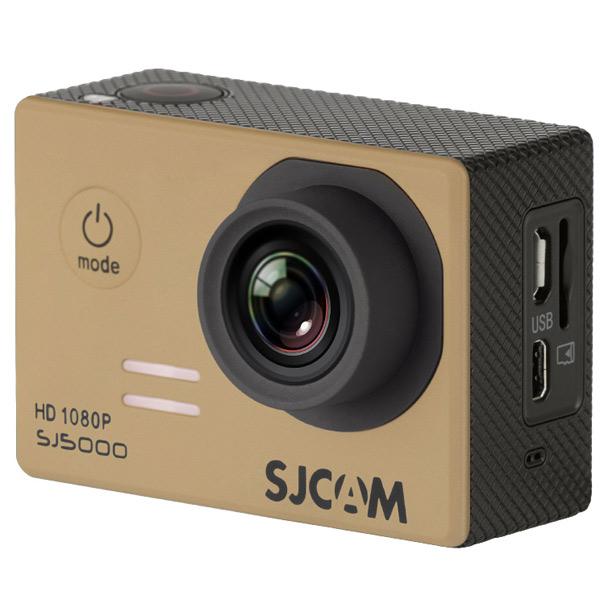 Видеокамера экшн SJCAM SJ5000 Золотистый