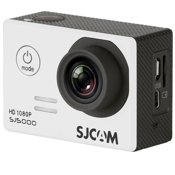 Видеокамера экшн SJCAM SJ5000 Белый