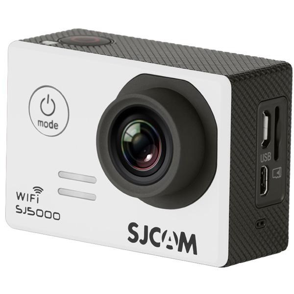 Видеокамера экшн SJCAM SJ5000 WiFi Белый