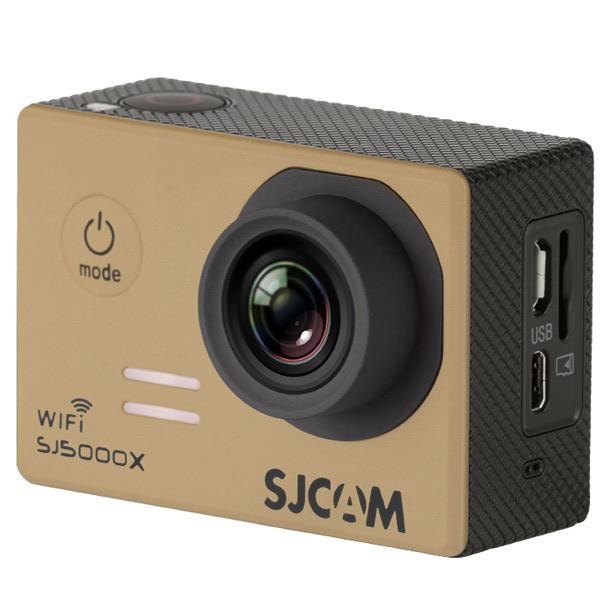 Видеокамера экшн SJCAM SJ5000X Elite Золотистый